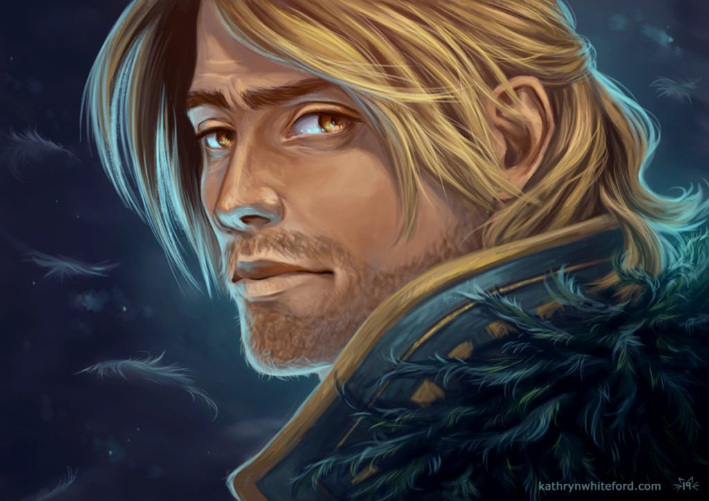 """Anders"" Digital painting"